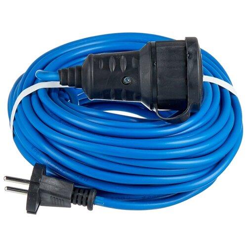 РТ Кабель Удлинитель 6А/1,3кВт, 1 розетка б/з, 10м кабель aukey cb bal3