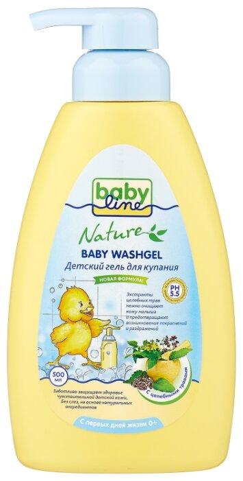 BabyLine Nature Гель для купания с целебными