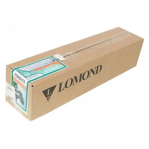 Фото - Бумага Lomond 610мм XL CAD&GIS Paper 1202011 90г/м² 45м., белый бумага для плоттера cactus cs pc90 61045 24 610мм x 45м 90г м2 с покрытием