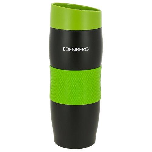 Термокружка Edenberg EB-622 зеленый объем 380мл