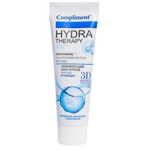 Купить Compliment Hydra Therapy Увлажняющий аква-флюид для лица, 50 мл