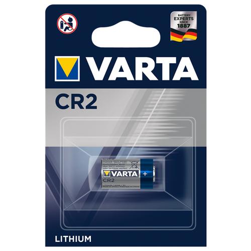 Батарейка VARTA Professional Lithium CR2 1 шт блистер