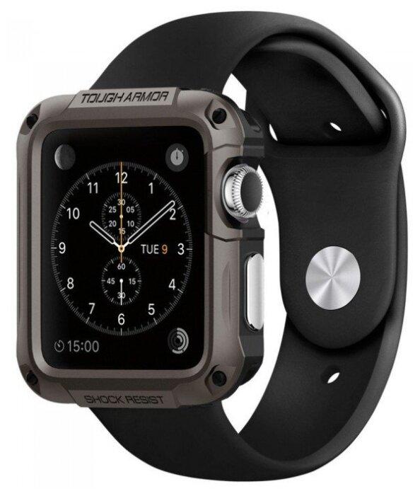 Чехол Spigen Tough Armor для Apple Watch 42mm