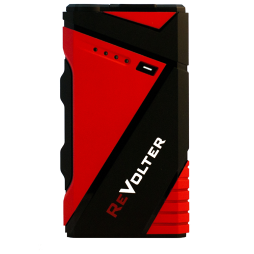 Пусковое устройство ReVolter Tiger черный/красный пусковое устройство revolter truck черный