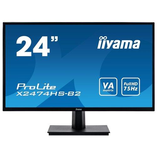 Монитор Iiyama ProLite X2474HS-B2 23.6