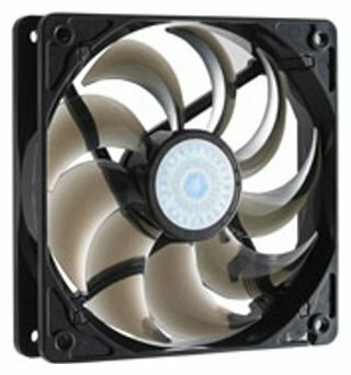Система охлаждения для корпуса Cooler Master SickleFlow 120 Green LED (R4-L2R-20AG-R2)