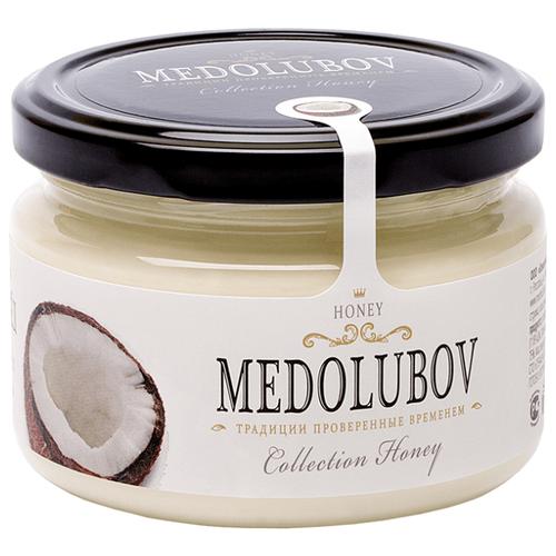 Крем-мед Medolubov с кокосом 250 мл