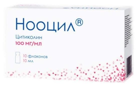 Нооцил р-р д/вн. приема 100 мг/мл фл. 10 мл №10 - инструкция, показания к применению, условия отпуска, противопоказания, побочные действия, способ применения - на Яндекс.Маркете
