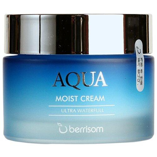 Berrisom Aqua Moist Cream Крем для лица увлажняющий, 50 г belif aqua bomb крем увлажняющий для лица aqua bomb крем увлажняющий для лица