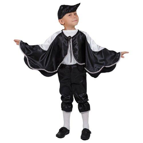 Купить Костюм Elite CLASSIC Сорока, черный, размер 30 (122), Карнавальные костюмы