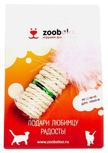Когтеточка Zoobaloo цилиндр с марабу малая