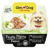 Корм для собак GimDog (0.1 кг) 1 шт. Little Darling Fruity Menu рагу из индейки, яблок и овощей
