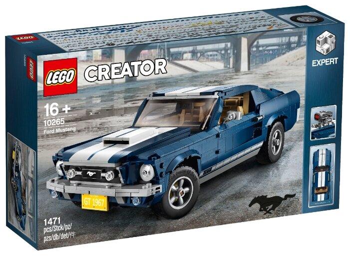 Конструктор LEGO Creator 10265 Форд Мустанг