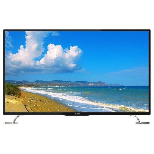 "Телевизор Polar P43L33T2C 43"" (2019), черный"