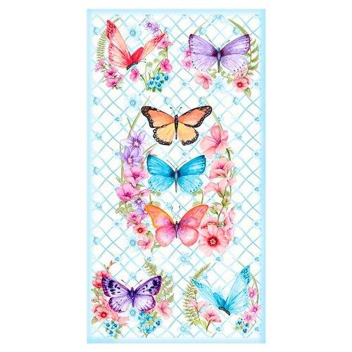 Купить Ткань для пэчворка Peppy PANEL , 60х110 см, арт. 4805 PANEL, Ткани