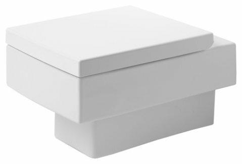 Унитаз DURAVIT Vero 221709 (белый, с сиденьем)
