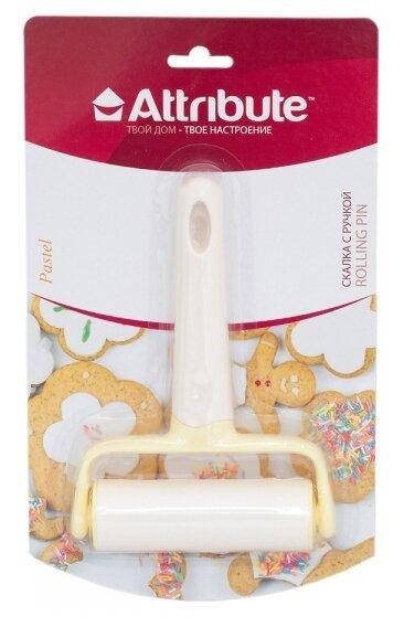 Скалка Attribute Pastel ABP291 10 см