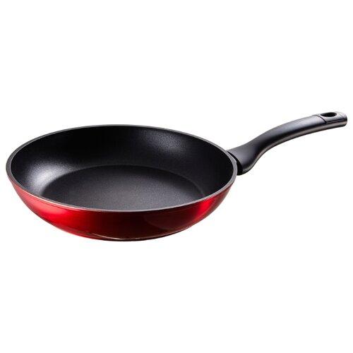 Сковорода REGENT inox Stendal 93-AL-SD-1-24 24 см, красный сковорода d 24 см kukmara кофейный мрамор смки240а