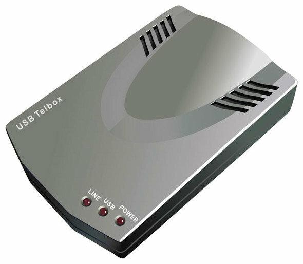 VoIP шлюз Skypemate USB-B2K
