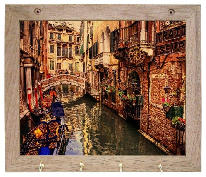 Вешалка Gift'n'Home для полотенец Венеция 4 крючка