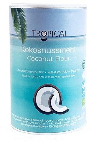 Мука Tropicai кокосовая органическая, 0.5 кг