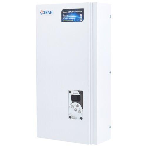 цена на Электрический котел ЭВАН Warmos-IV-3,75 3.75 кВт одноконтурный