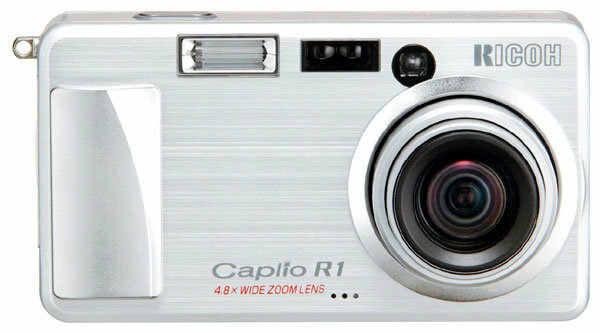 Фотоаппарат Ricoh Caplio R1