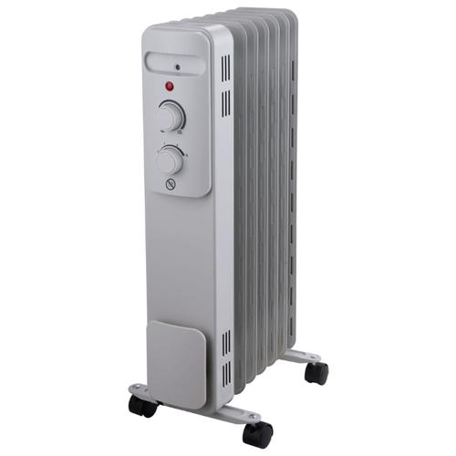 Масляный радиатор Midea MOH3001 серый