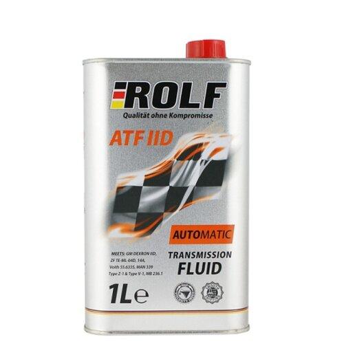 Трансмиссионное масло ROLF ATF IID 1 л куртка утепленная rolf kassel rolf kassel mp002xm23zi4