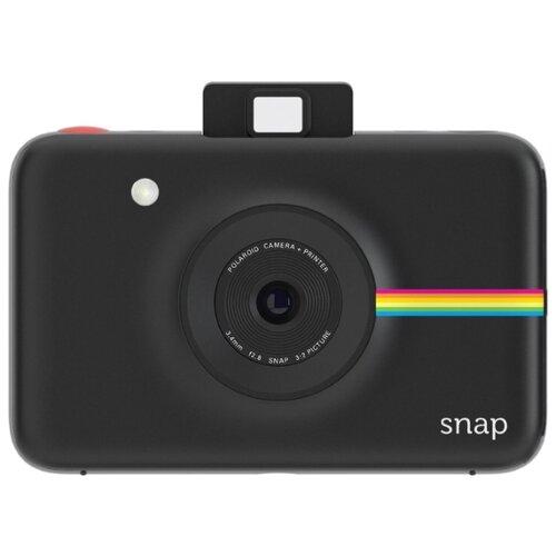 Фотоаппарат моментальной печати Polaroid Snap черный
