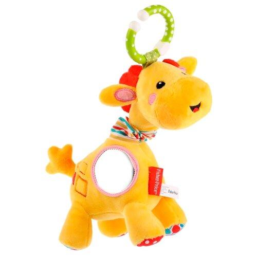 Купить Подвесная игрушка Fisher-Price Жираф (GH73102) желтый, Подвески