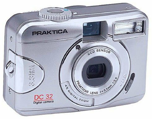 Фотоаппарат Praktica DC 32