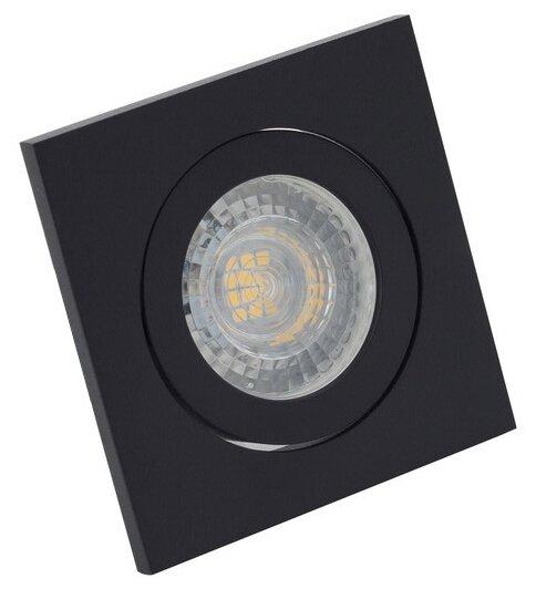Встраиваемый светильник Denkirs DK2016-BK