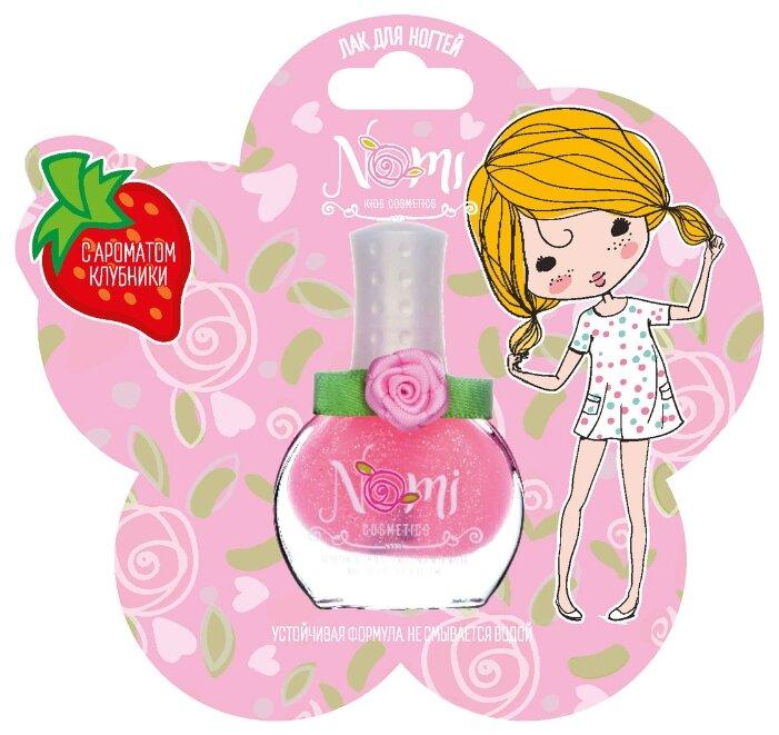 Лак для ногтей Nomi №9 Розовая заря
