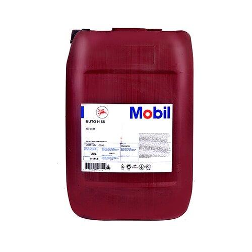 Гидравлическое масло MOBIL Nuto H 68 20 л