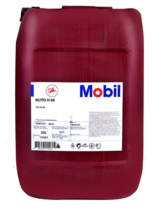 Гидравлическое масло MOBIL Nuto H 68