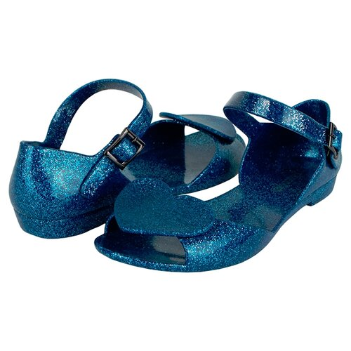 Босоножки T.Taccardi размер 32, синийБосоножки, сандалии<br>