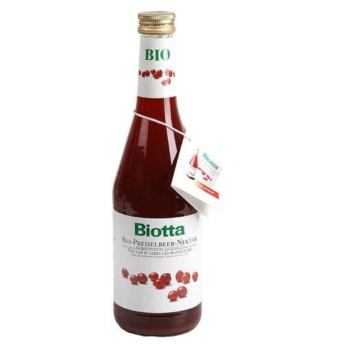 Нектар Biotta Брусника, 0.5 л