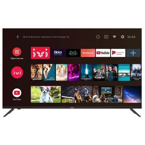 Фото - Телевизор Haier 55 SMART TV BX 55 (2020), черный телевизор eliteboard smart tv pro tb 98us1