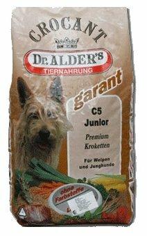 Корм для собак Dr. Alder`s С-5 КРОКАНТ ДЖУНИОР говядина крокеты Для щенков