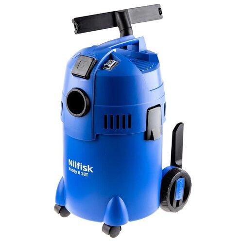Профессиональный пылесос Nilfisk BUDDY II 18 T EU 1200 Вт синий