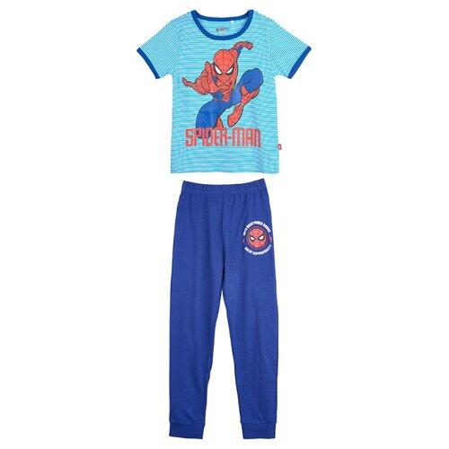 Пижама kari Spider-man размер 6-7, синийДомашняя одежда<br>