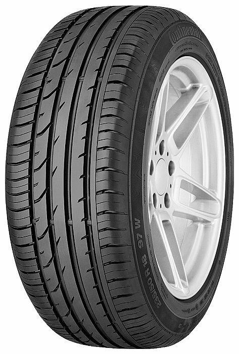 Автомобильная шина Continental ContiPremiumContact 2 225/55 R17 97Y летняя