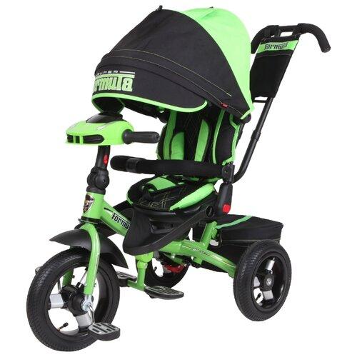 Купить Трехколесный велосипед Super Formula SFA3 зеленый, Трехколесные велосипеды