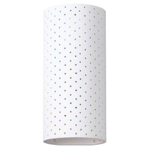 Настенный светильник Odeon light Gips 4277/1W, 40 Вт настенный светильник odeon light granta 4674 1w 40 вт