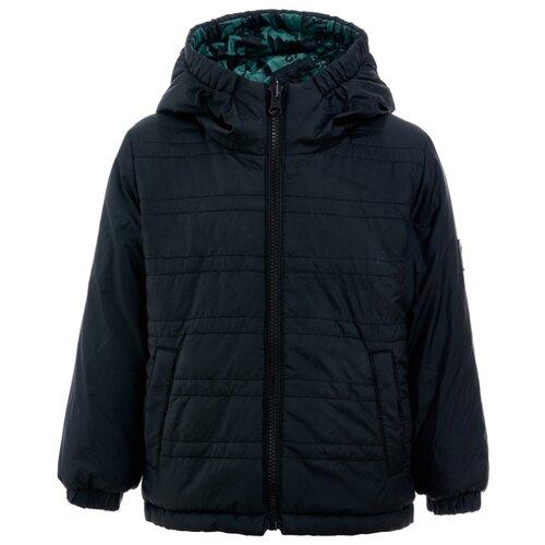 Купить Куртка Button Blue 219BBBC41020813 размер 104, зеленый, Куртки и пуховики