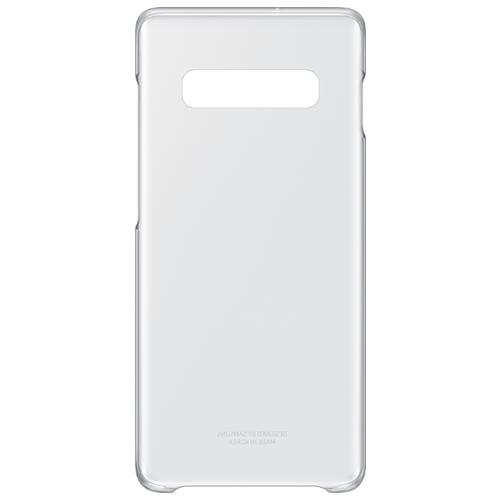 Чехол Samsung EF-QG975 для Samsung Galaxy S10+ бесцветныйЧехлы<br>
