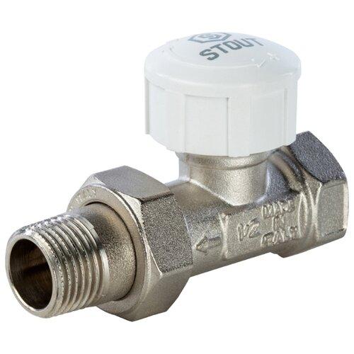 Термостатический клапан для радиатора STOUT SVT-0001-000015