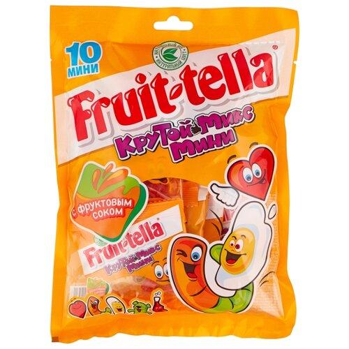 Жевательный мармелад Fruittella Крутой микс Мини ассорти (10 шт. по 20 г) мармелад fruittella крутой микс 70 г