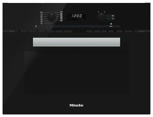 Микроволновая печь встраиваемая Miele M 6262 TC OBSW